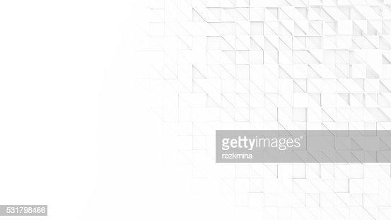 Moderna triângulo padrão de papel de parede : Foto de stock