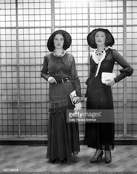 Fashions at Ascot Raes c1930s Fashions at Ascot Raes c1930s