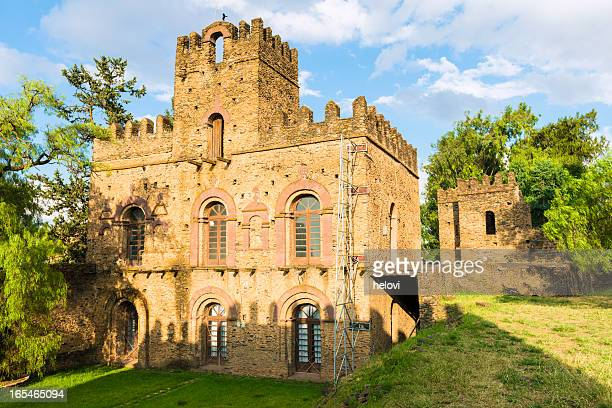 Fasilides Palast in Gondar