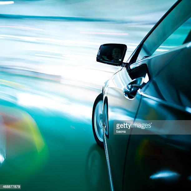 Schnelle Auto