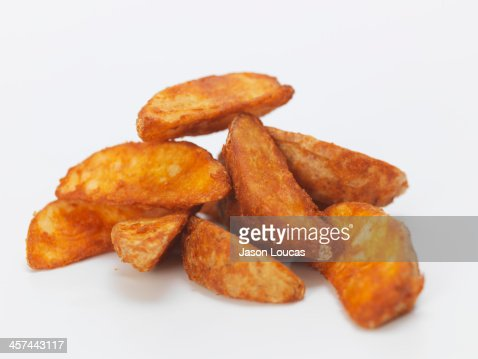 Potato Wedges Stock Photos and Pictures | Getty Images