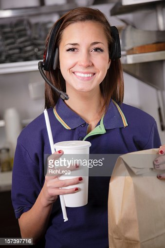 Fast Food Restaurant Worker