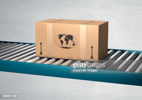 Fast International Shipping and Transportation