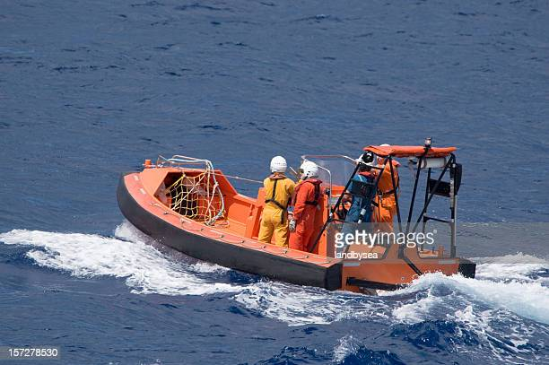 Fast Rescue Vessel (lifeboat)