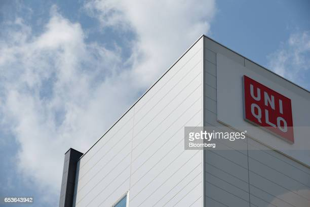 Fast Retailing Co's Uniqlo City Tokyo office stands in Tokyo Japan on Friday March 10 2017 Uniqlo owner Fast Retailing is betting that speed both in...