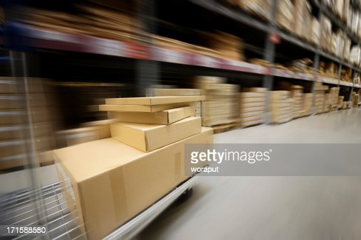 Fast Shipping Concept