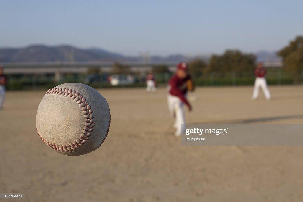 Fastball : Stock Photo