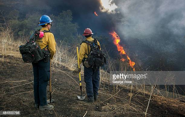 A fastmoving brushfire caused by an engine backfire along Highway 101 puts residents of this Central Coast wine and equestrian community on edge on...