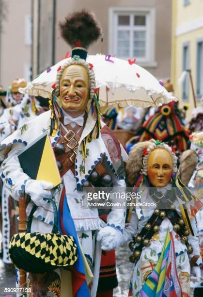 Fastnacht the pre-Lenten carnival