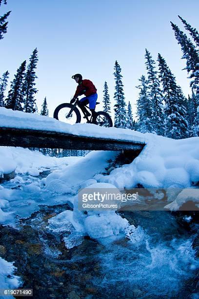 Fat Bike Creek Crossing