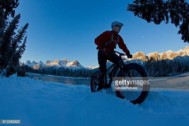 Fat Bike Snow Adventure