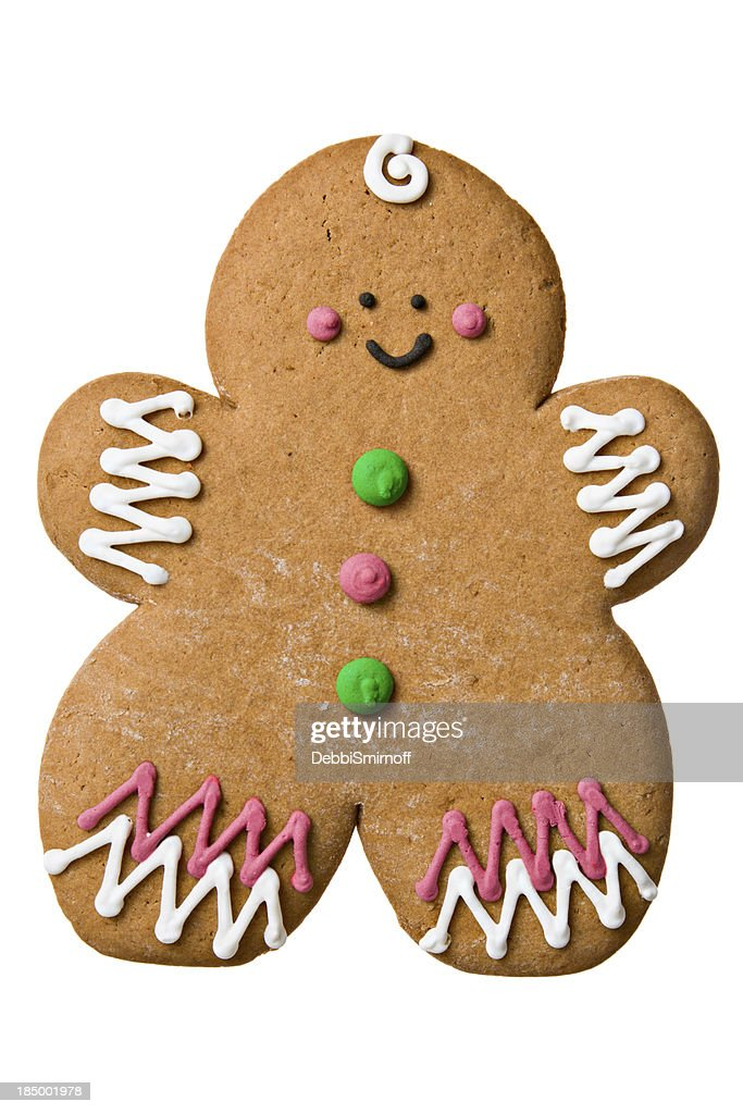 Fat Gingerbread Man