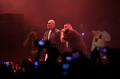 Fat Joe and DJ Khaled perform onstage at the 2016 Panorama NYC Festival Day 1 at Randall's Island on July 22 2016 in New York City