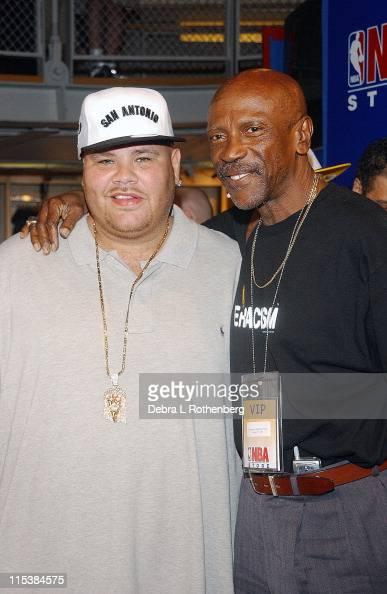 Fat Joe and Louis Gossett...