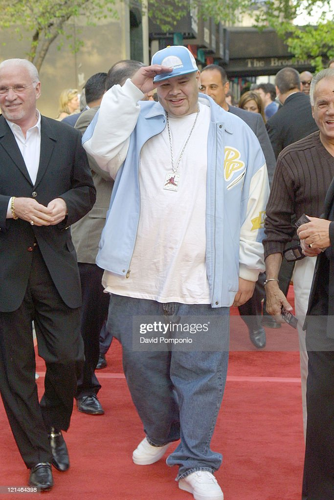 Fat Joe during 'Remedy' New York Screening and After Party at Clearview Chelsea West Theatre and Avalon in New York City, New York, United States.