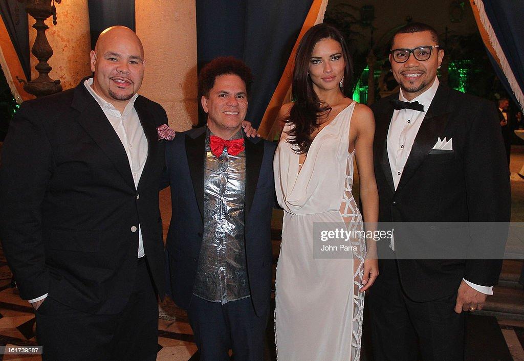 II BrazilFoundation Gala Miami - Inside