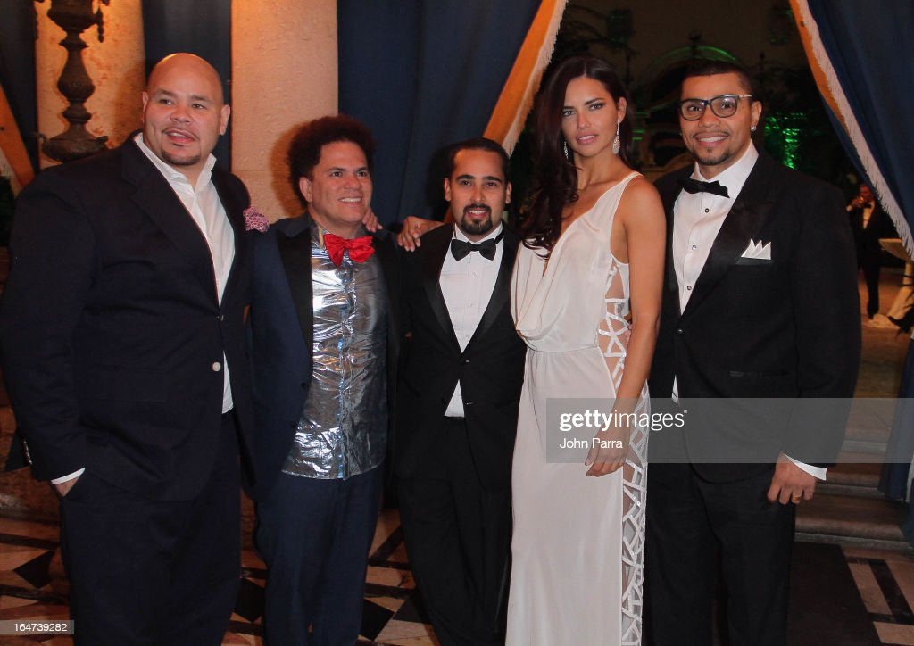 <a gi-track='captionPersonalityLinkClicked' href=/galleries/search?phrase=Fat+Joe&family=editorial&specificpeople=201584 ng-click='$event.stopPropagation()'>Fat Joe</a>, <a gi-track='captionPersonalityLinkClicked' href=/galleries/search?phrase=Romero+Britto&family=editorial&specificpeople=636637 ng-click='$event.stopPropagation()'>Romero Britto</a>, Pierre Thome de Souza, <a gi-track='captionPersonalityLinkClicked' href=/galleries/search?phrase=Adriana+Lima&family=editorial&specificpeople=182444 ng-click='$event.stopPropagation()'>Adriana Lima</a> and Naldo Benny attend the II BrazilFoundation Gala Miami at Vizcaya Museum & Gardens on March 26, 2013 in Miami, Florida.