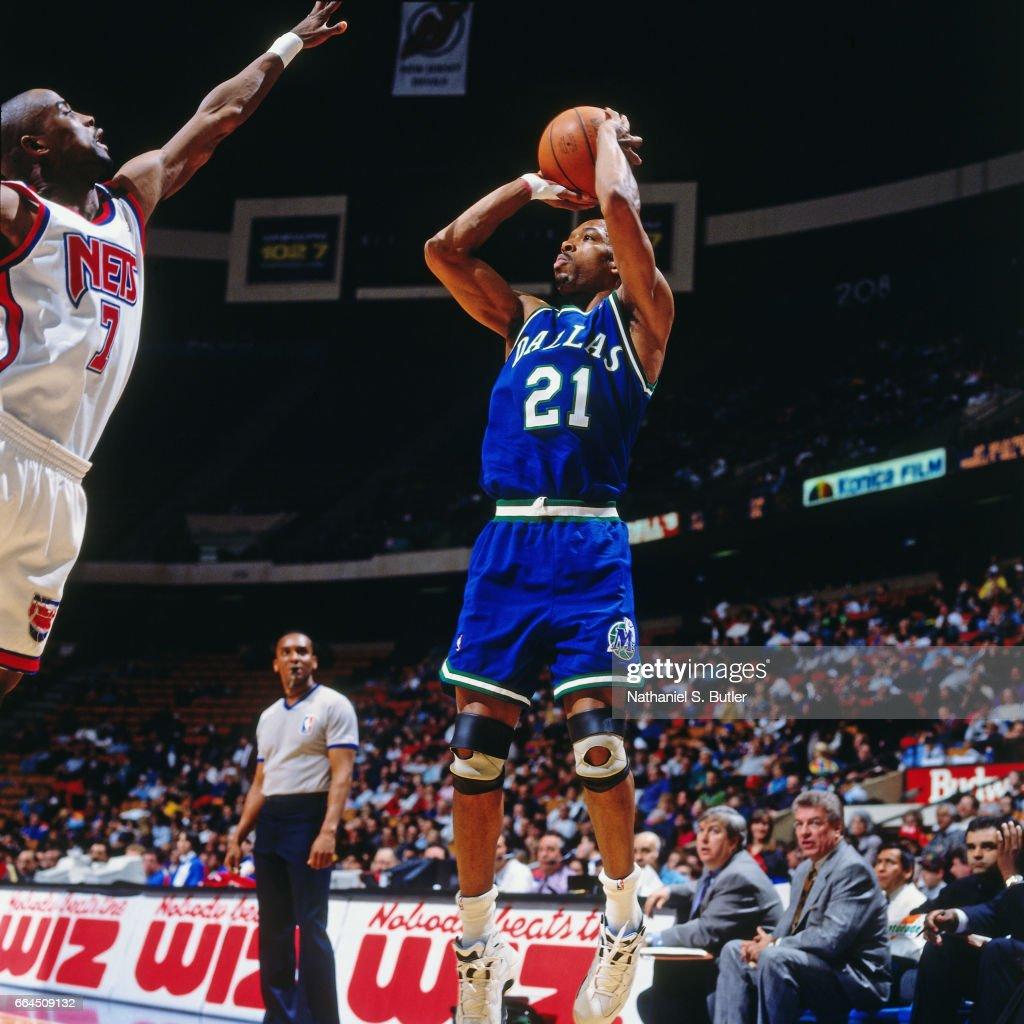 Dallas Mavericks v New Jersey Nets
