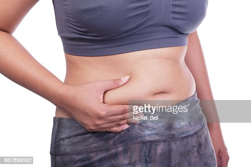 fat women : Stock Photo