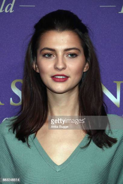 Fata Hasanovic attends the opening of the 'Sound of Passion' exhibition at Hotel De Rome on November 30 2017 in Berlin Germany