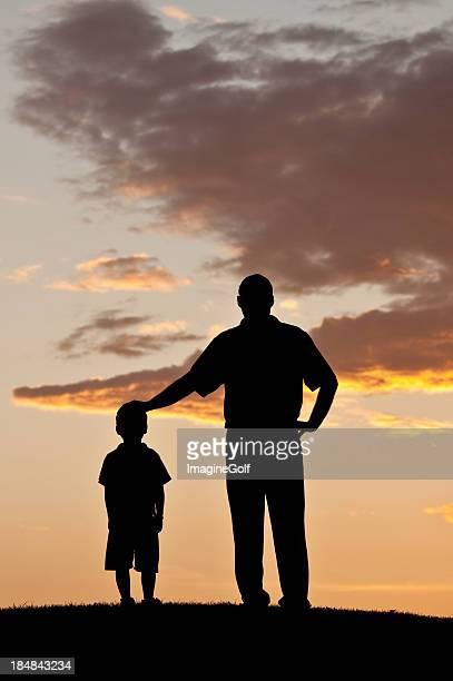 Padre e figlio taglio