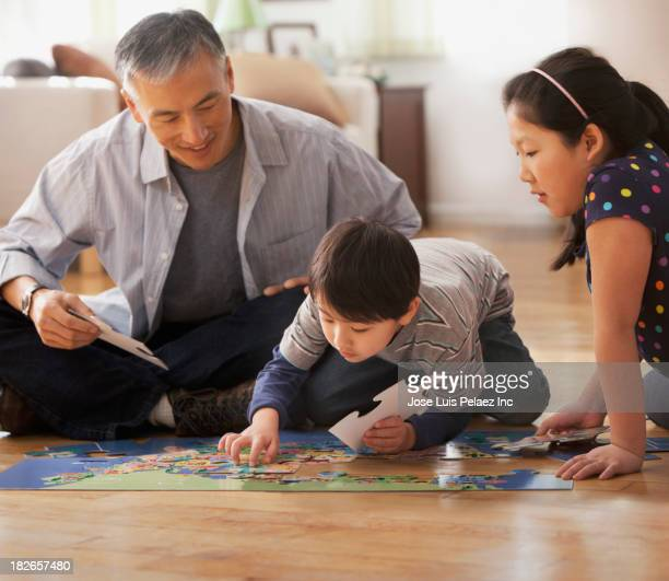 Puzzle Stock Photos Et Images De Collection Getty Images