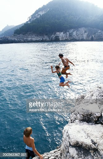 "sea cliff single girls Jumping off a cliff to be able to hear your  along with 10 other girls,  21 responses to "" cliff jumping face-first into the adriatic sea ""."