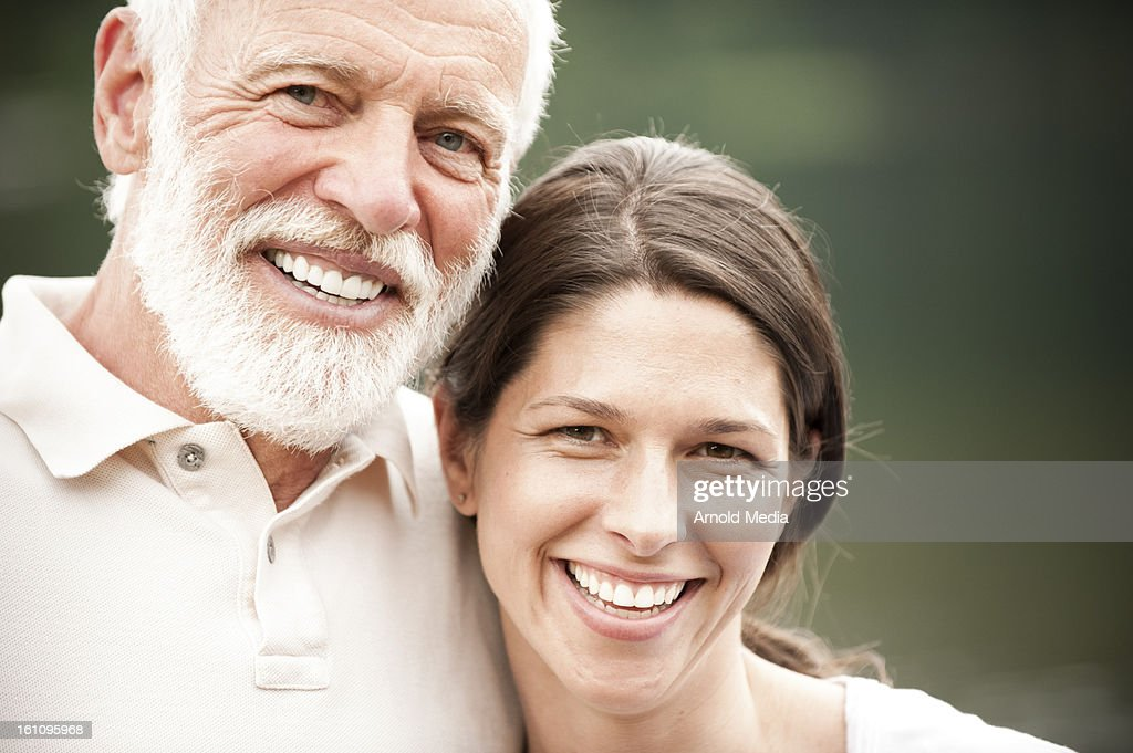 Father and daughter : Stock Photo