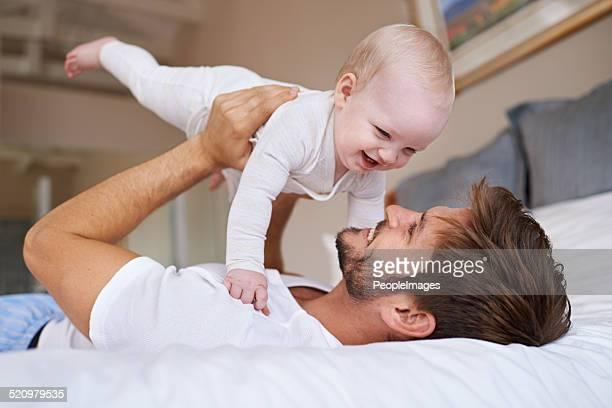 Père et fille de temps