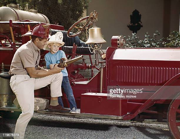 Fire Engine Bell Stock Photos And Pictures Getty Images