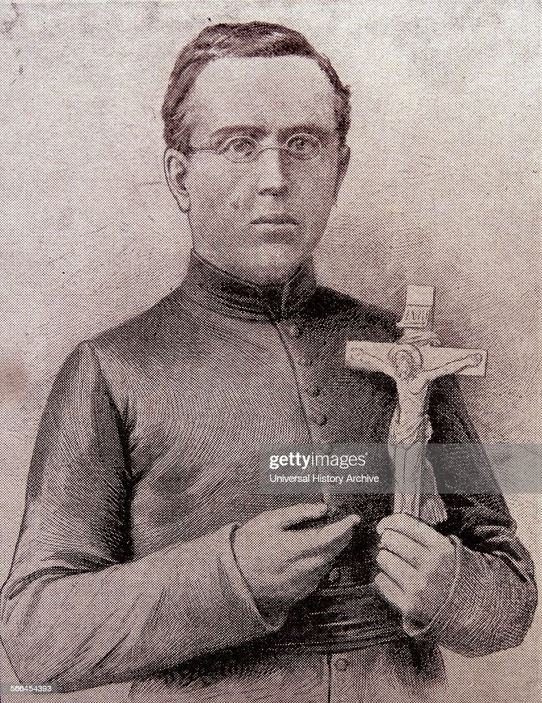 Father Damien of Molokai Belgium who died saving lepers