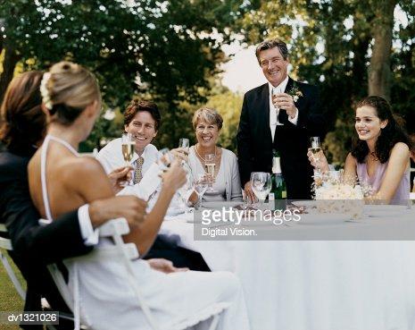 Поздравление тост молодым на свадьбу