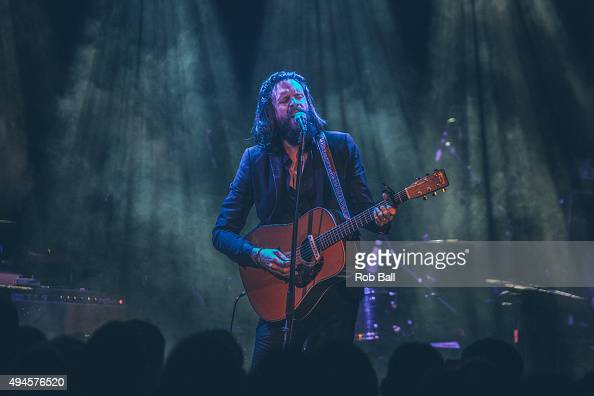 Father John Misty performs at Cambridge Junction on October 27 2015 in Cambridge England