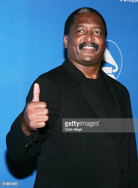 Father of Beyonce Knowles Mathew Knowles attends the inaugural Grammy Jam Fest at the Wiltern Theatre December 11 2004 in Los Angeles California The...