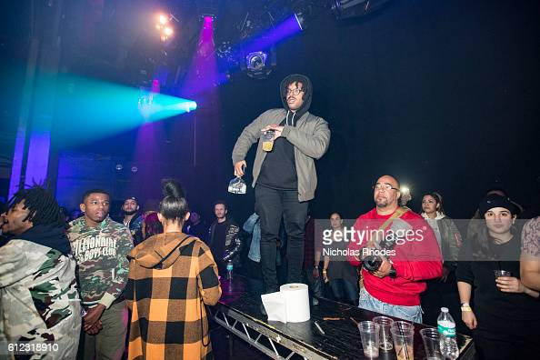 Father performs at House Party NYC at Webster Hall on February 11 2016