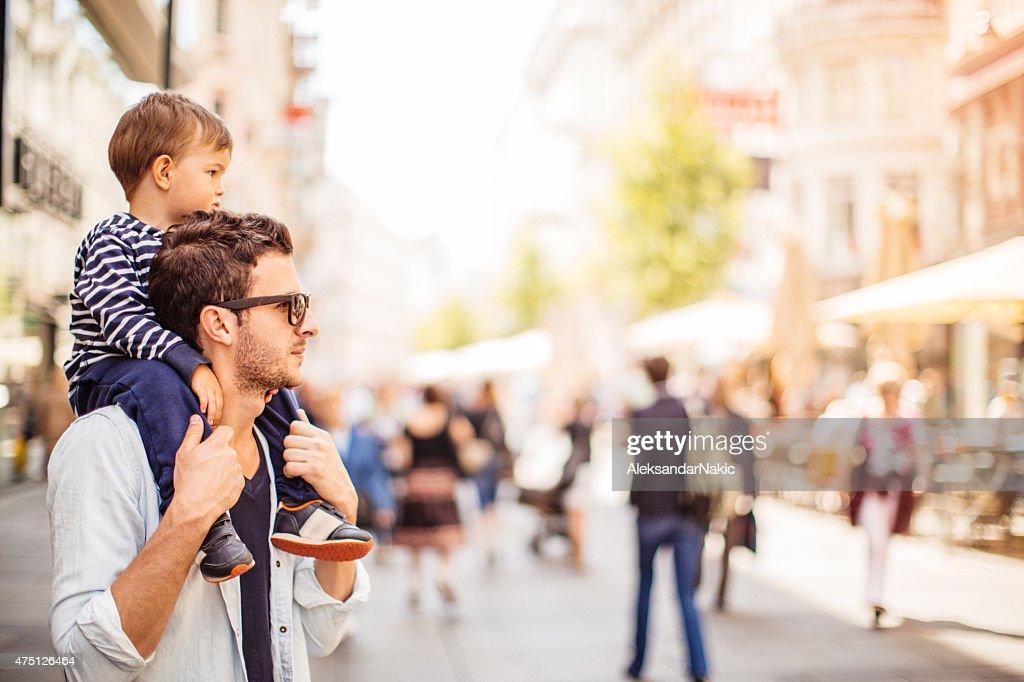 Fatherhood : Stock Photo