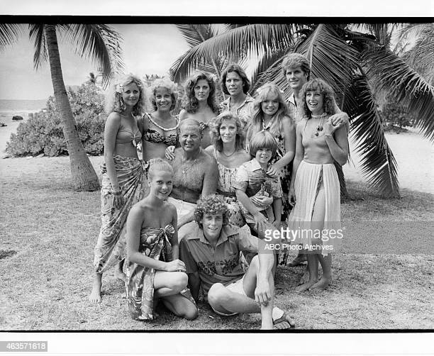 ENOUGH 'Fathers and Other Strangers' Airdate November 7 1979 FRONT ROW CONNIE NEWTON NEEDHAMWILLIE AAMES MIDDLE ROW DICK VAN PATTENBETTY BUCKLEYADAM...