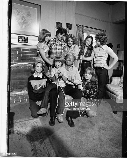 ENOUGH Father's Day OnSet Gallery Shoot Date May 12 1977 CLOCKWISE ADAM RICHDIANNE KAYLAURIE WALTERSGRANT GOODEVELANI O