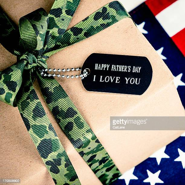 Father's Day Wishes for the Military Dad