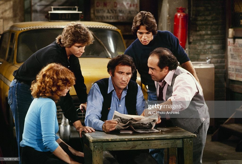TAXI - 'Fathers of the Bride' which aired on December 03, 1980. (Photo by ABC Photo Archives/ABC via Getty Images) MARILU