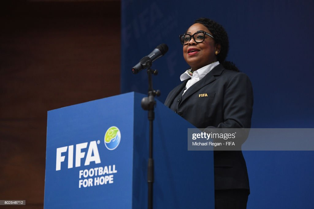 Football For Hope Forum - FIFA Confederations Cup Russia 2017
