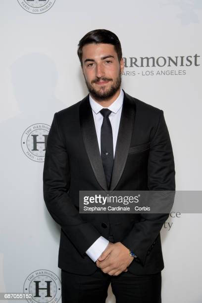 Fatmir Oni Hysenbelliu attends The Harmonist Party during the 70th annual Cannes Film Festival at on May 22 2017 in Cannes France
