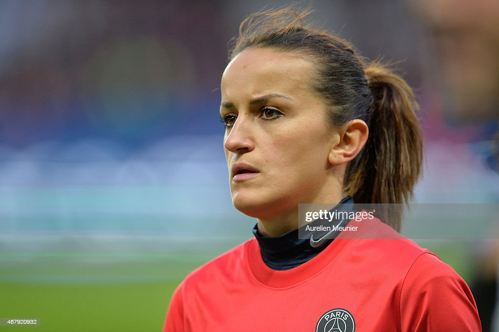 Paris Saint-Germain v Glasgow City FC -UEFA Womens Champions League Quarter Final