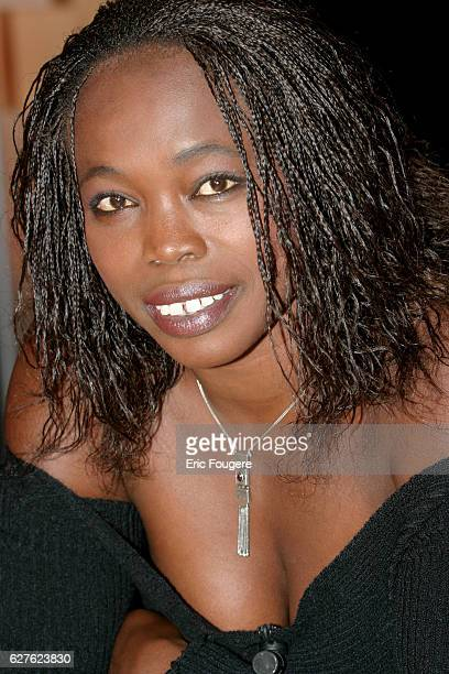 Fatou Diome is one of the guests of TF1's literary TV show 'Vol de nuit' hosted by Patrick Poivre d'Arvor