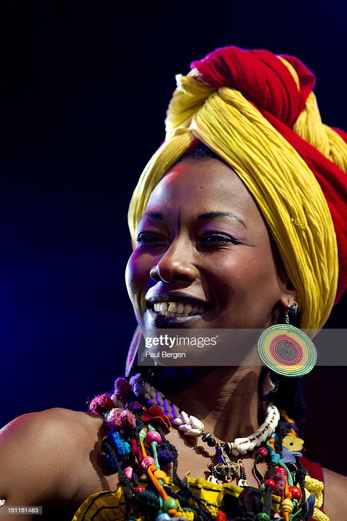 <a gi-track='captionPersonalityLinkClicked' href=/galleries/search?phrase=Fatoumata+Diawara&family=editorial&specificpeople=6928565 ng-click='$event.stopPropagation()'>Fatoumata Diawara</a> performs on stage, North Sea Jazz Festival, Ahoy, Rotterdam, 8 July 2012.
