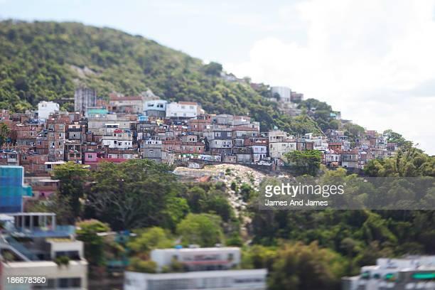 Favela in Ipanema Hills