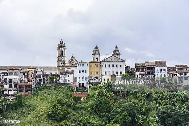 Favelas and Churches