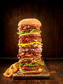 Favourite Burger Toppings
