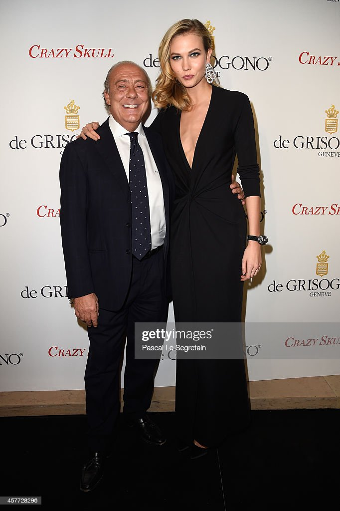De Grisogono Launches A New Watch At Rue De La Boetie In Paris