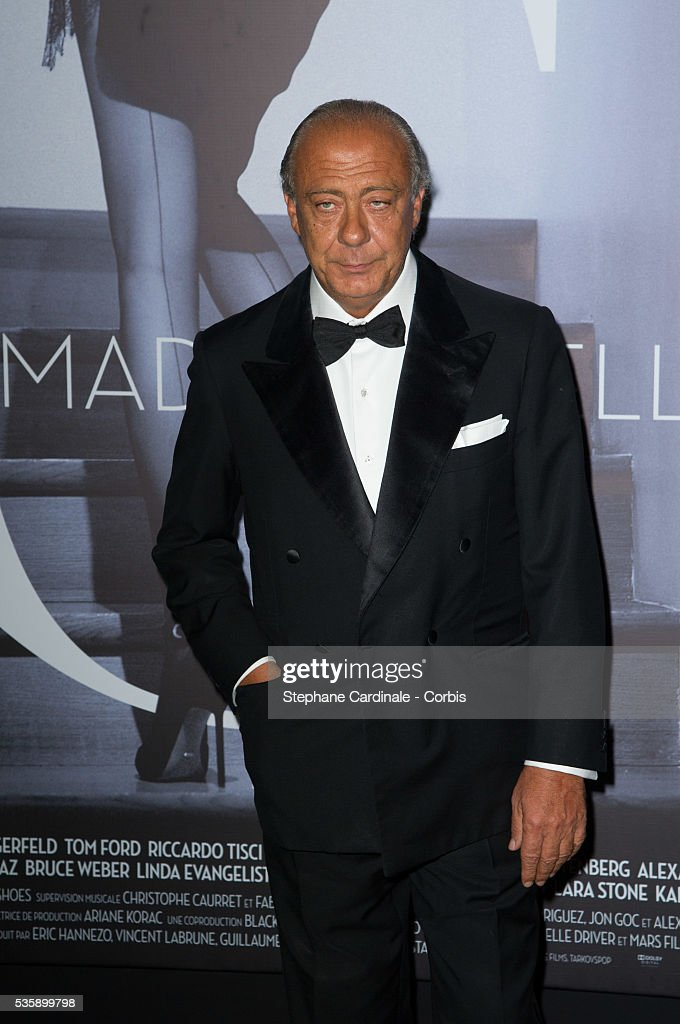 Fawaz Gruosi attends the 'Mademoiselle C' Premiere, as part of the Paris Fashion Week Womenswear Spring/Summer 2014, in Paris.